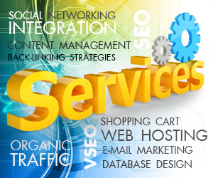 San Luis Obispo web site design services